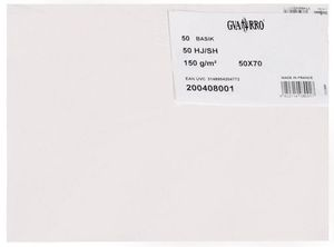 LAMINA GUARRO-CANSON DIBUJO BASIK 150G 50X70 CM