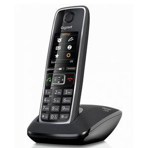 TELEFONO INALAMBRICO SIEMENS C530 GIGASET NEGRO