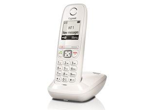 TELEFONO INALAMBRICO SIEMENS AS405 GIGASET BLANCO