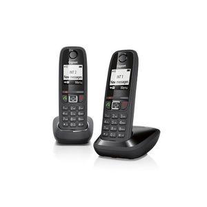 TELEFONO INALAMBRICO SIEMENS DUO AS405 GIGASET