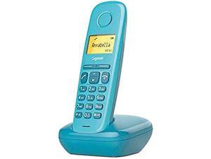 TELEFONO INALAMBRICO SIEMENS A170 GIGASET AZUL