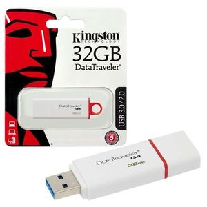 MEMORIA USB KINGSTON 32GB DTG4
