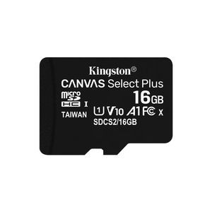 TARJETA MEMORIA MICRO SD KINGSTON 16GB CLASS10
