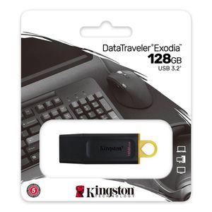 MEMORIA USB KINGSTON 128GB DT EXODIA