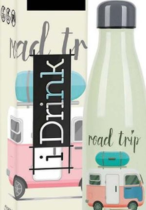 BOTELLA TERMICA 500 ML ROAD TRIP