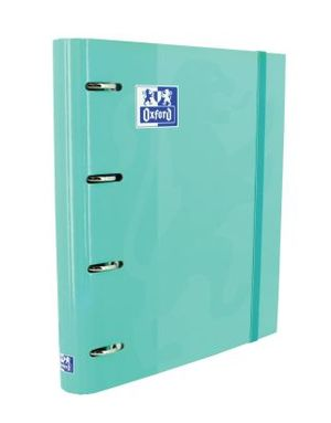 CARPEBLOC A4+ - T. EXTRADURA - RECAMBIO 100 HOJAS 5X5 - ICE MINT - SCRIBZEE