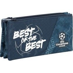 ESTUCHE PORTATODO CHAMP. THE BEST 3 BOLSILLOS INDEPENDIENTES