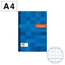 RECAMBIO A4 100H 90GR CM 3MM CUADROVIA