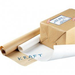 PAPEL EMBALAR KRAFT 3MTS. MARRON