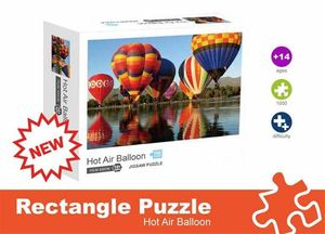 PUZZLE 1000P. HOT AIR BALLOON
