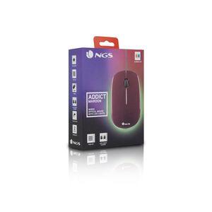 RATON NGS ADDICT MAROON USB