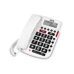 TELEFONO FIJO SPC COMFORT VOLUME CON PANTALLA