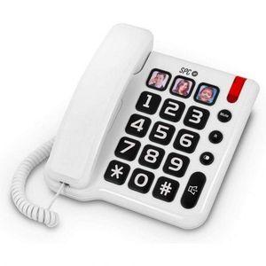 TELEFONO FIJO SPC COMFORT NUMBERS
