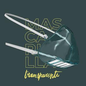 MASCARILLA HIGIENICA REUTILIZABLE TRANSPARENTE + 10 FILTROS