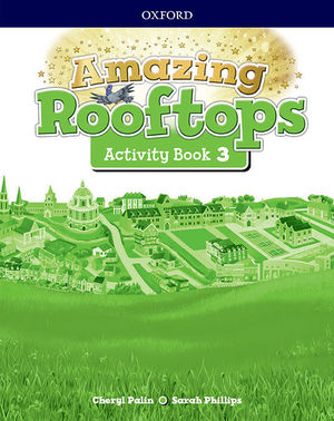EP 3 - AMAZING ROOFTOPS 3 WB PACK