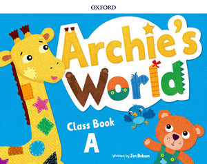 ARCHIE'S WORLD A PACK
