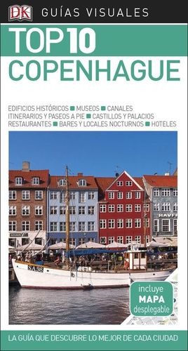 GUÍA VISUAL TOP 10 COPENHAGUE
