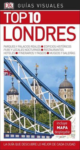 LONDRES GUIAS VISUALES  TOP 2018