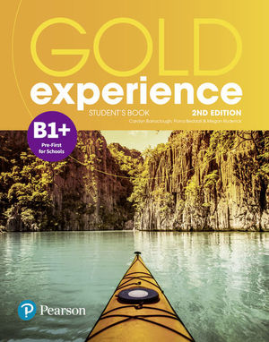 GOLD EXPERIENCE B1+ ST 19