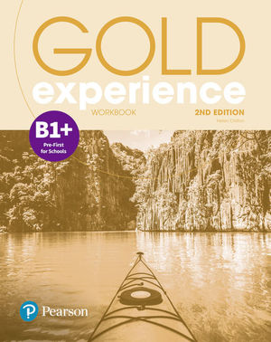 GOLD EXPERIENCE B1+ WB 19