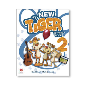 INGLES TIGER 2 AB WORBOOK