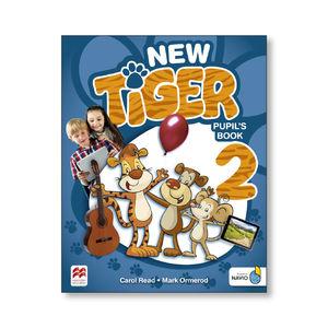 NEW TIGER PUPILS BOOK 2ºE.P. 18