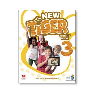 INGLES NEW TIGER 3EP WORKBOOK