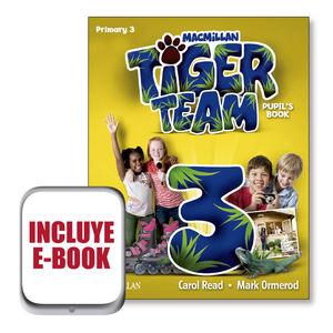 TIGER TEAM 3ºEP ST (EBOOK)PACK 17