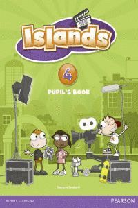 ISLANDS LEVEL 4 PUPIL'S