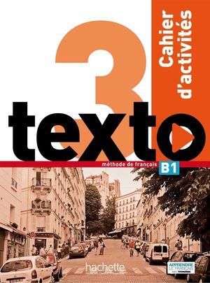 TEXTO 3 EJERCICIOS + CD AUDIO