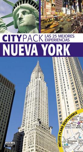 GUIA NUEVA YORK CITY PACK 25 MEJORES EXPERIENCIAS