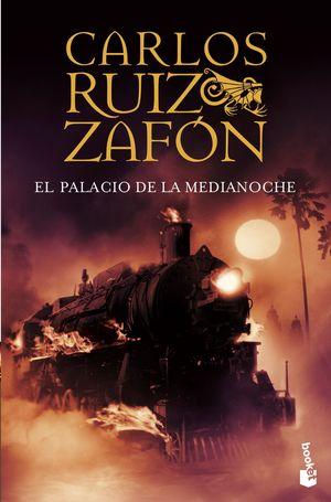 EL PALACIO DE LA MEDIANOCHE  CARLOS RUIZ ZAFON