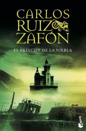 EL PRINCIPE DE LA NIEBLA  CARLOS RUIZ ZAFON