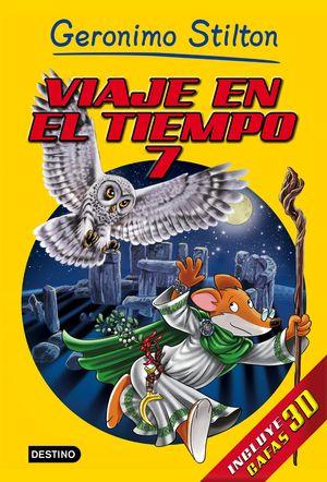 GSE. VIAJE EN EL TIEMPO 7