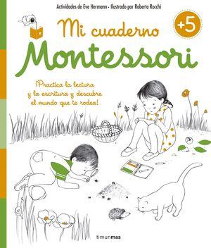CUADERNO DE VACACIONES MONTESSORI +5