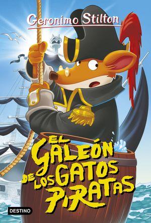 GS8N. EL GALEON DE LOS GATOS PIRATAS