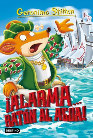 GS78. ALARMA... ¡RATON AL AGUA!