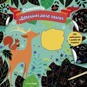CREACTIVITY ADHESIVOS PARA RASCAR