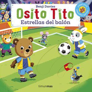OSITO TITO. ESTRELLAS DEL BALON