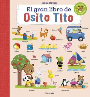 EL GRAN LIBRO DE OSITO TITO