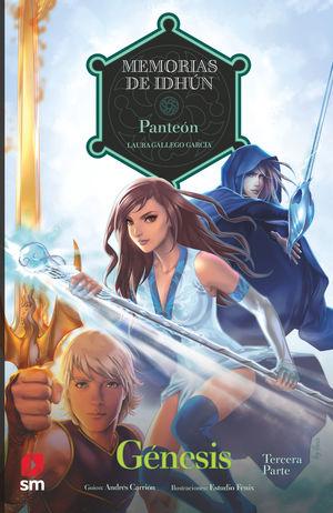 MEM IDHUN PANTEON COMIC 3-3 GENESIS