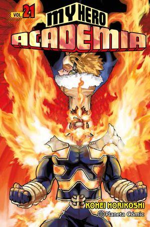MY HERO ACADEMIA Nº21