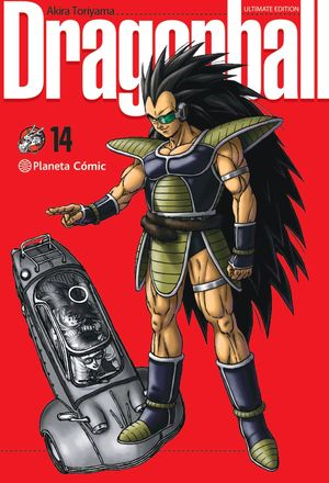 DRAGON BALL ULTIMATE Nº14/34