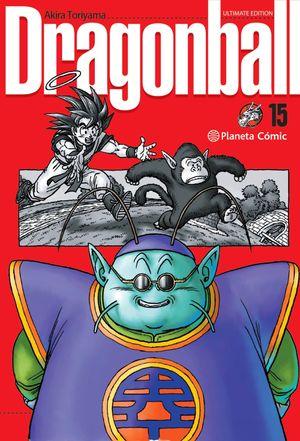 DRAGON BALL ULTIMATE Nº15/34