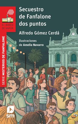 SECUESTRO DE FANFALONE DOS PUNTOS