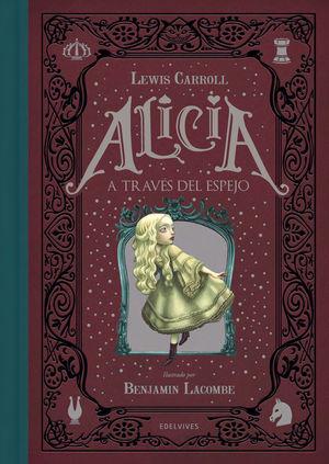 ALICIA A TRAVES DEL ESPEJO    EDELVIVES