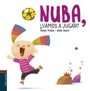 NUBA, ¿VAMOS A JUGAR?