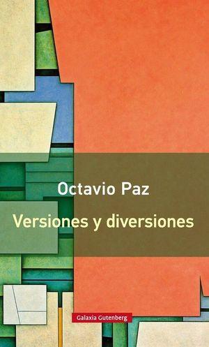 VERSIONES Y DIVERSIONES OCTAVIO PAZ