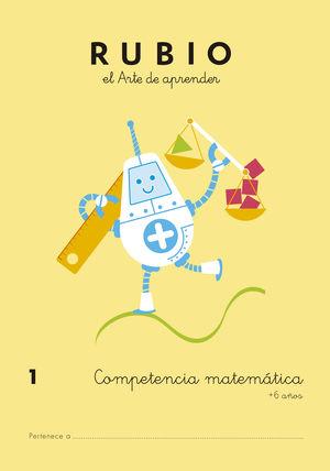 1.COMPETENCIA MATEMATICA.(+6 AÑOS)