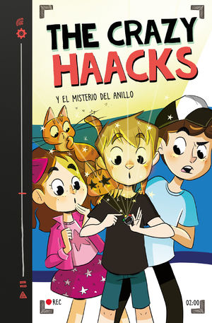 THE CRAZY HAACKS Y EL MISTERIO DEL ANILLO 2